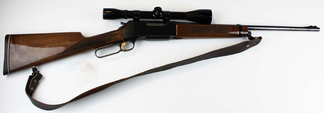 Browning Model 81 in .243
