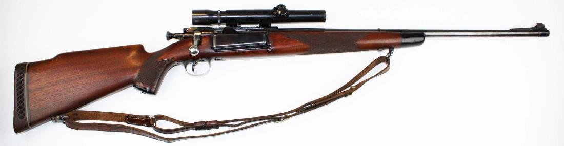 Customized Krag-Jorgensen Rifle