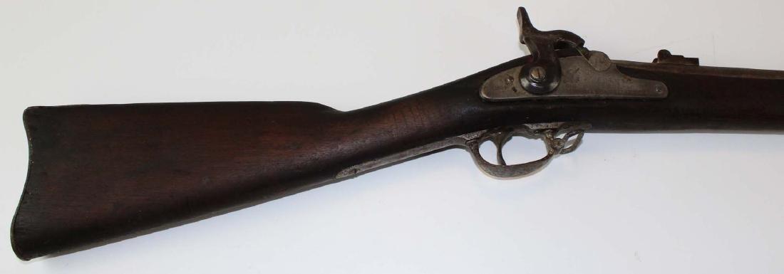 M1863 US Civil War SN & WTC musket - 2
