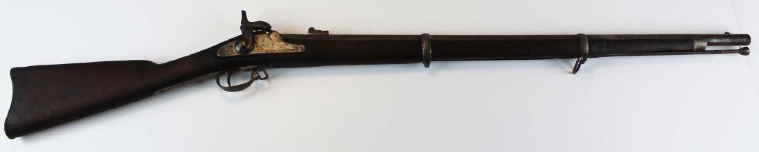 M1863 US Civil War SN & WTC musket - 4