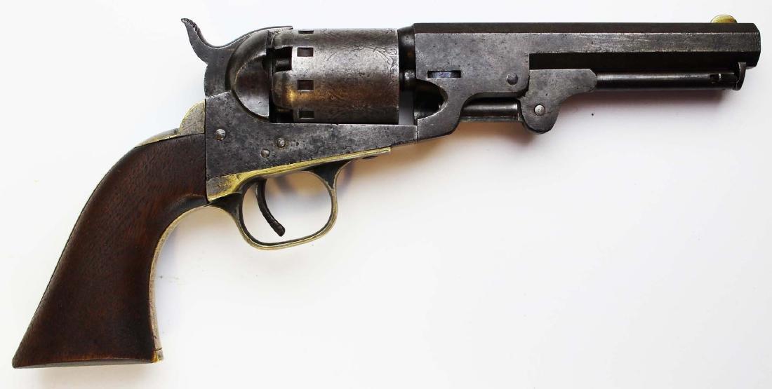 Civil War Manhattan Firearms Navy revolver