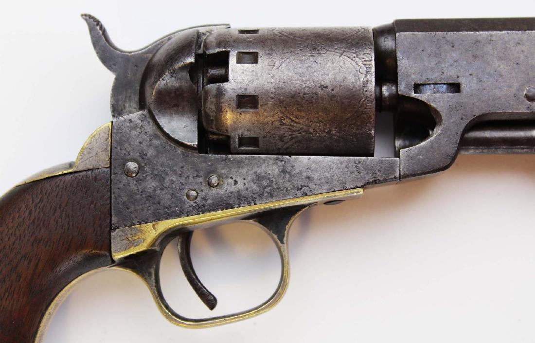 Civil War Manhattan Firearms Navy revolver - 2
