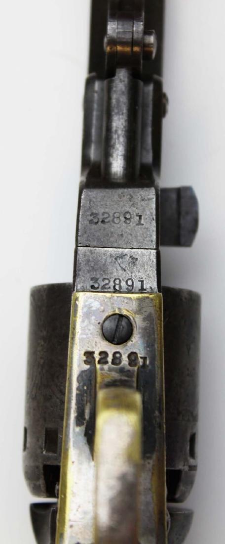 Civil War Manhattan Firearms Navy revolver - 3