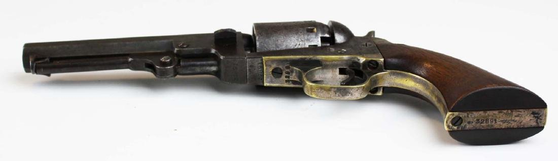 Civil War Manhattan Firearms Navy revolver - 9