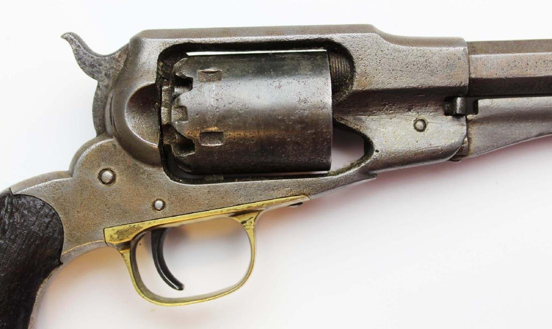 CW Remington New Model Navy revolver - 2