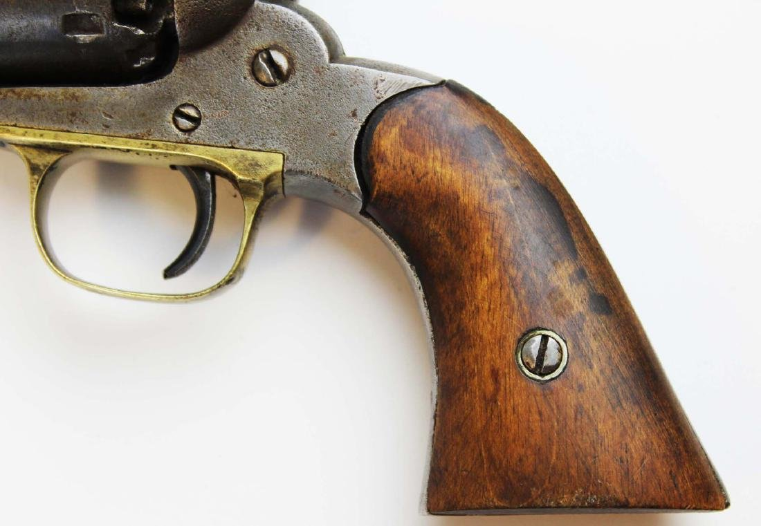 CW Remington New Model Navy revolver - 7