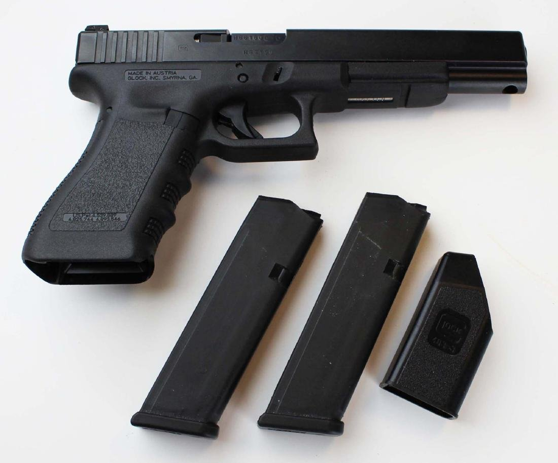 Glock Model 24C pistol in .40 S&W