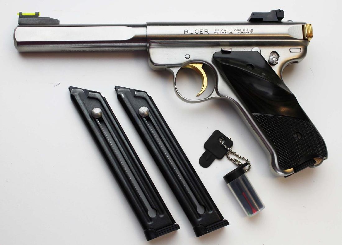 Ruger Mark II Target Pistol