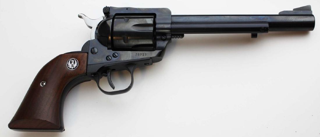 Ruger Blackhawk Revolver in .357 Magnum