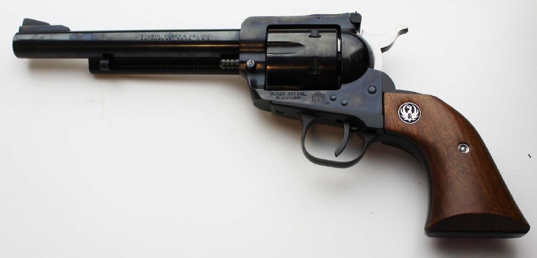 Ruger Blackhawk Revolver in .357 Magnum - 3