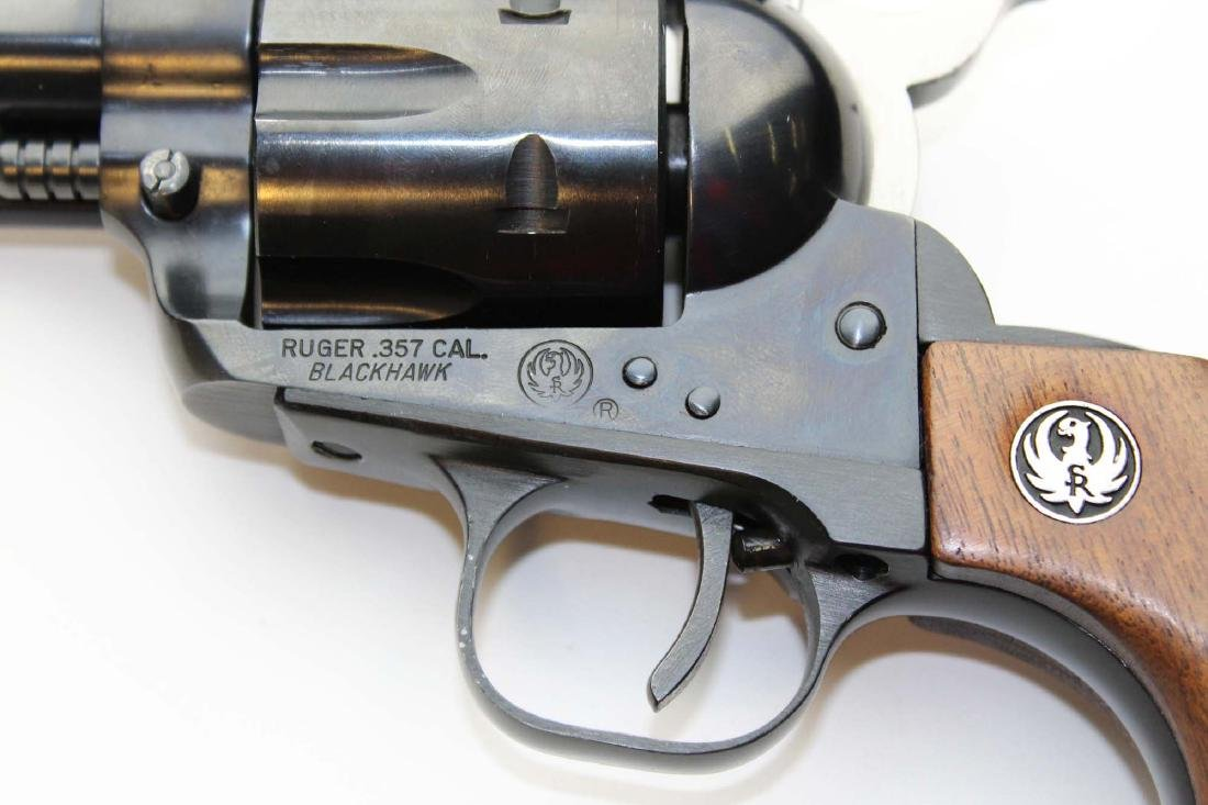Ruger Blackhawk Revolver in .357 Magnum - 5