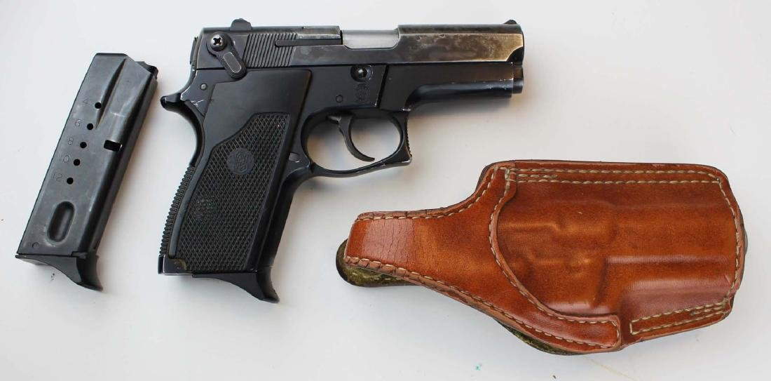 S&W Model 469 pistol in 9mm Parabellum