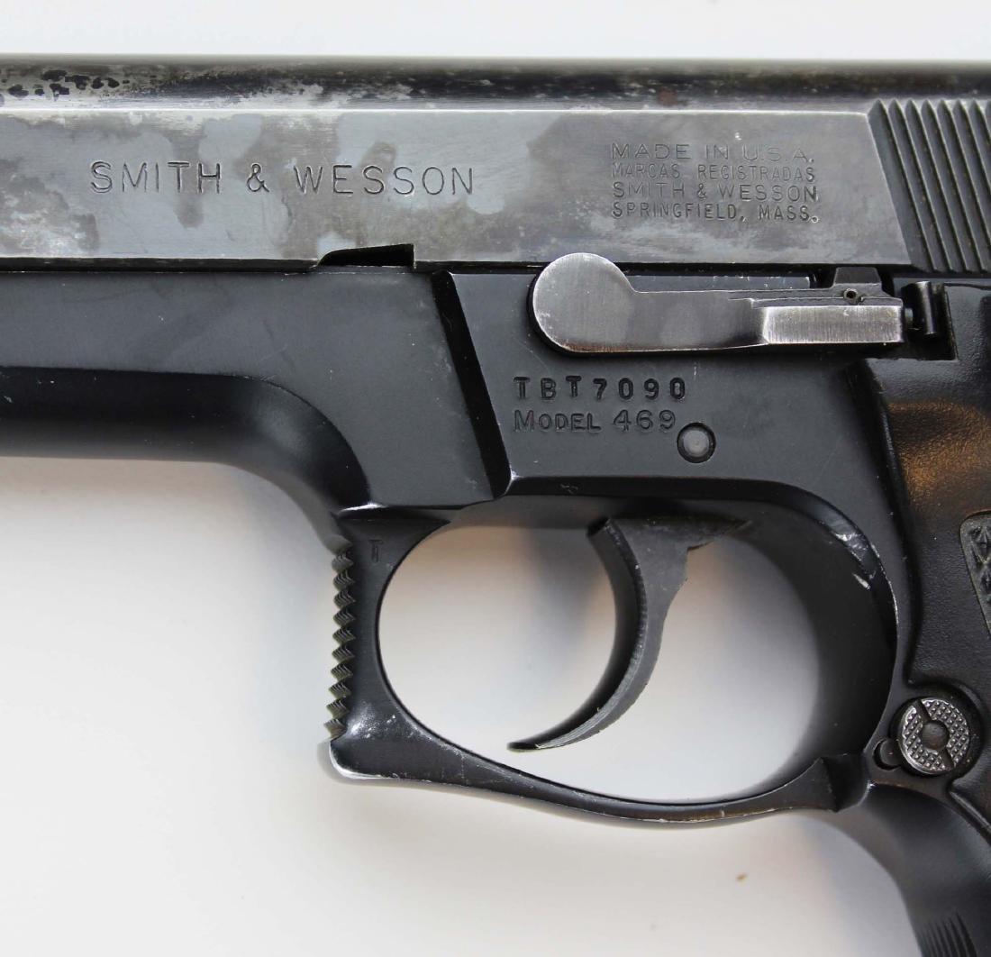 S&W Model 469 pistol in 9mm Parabellum - 5