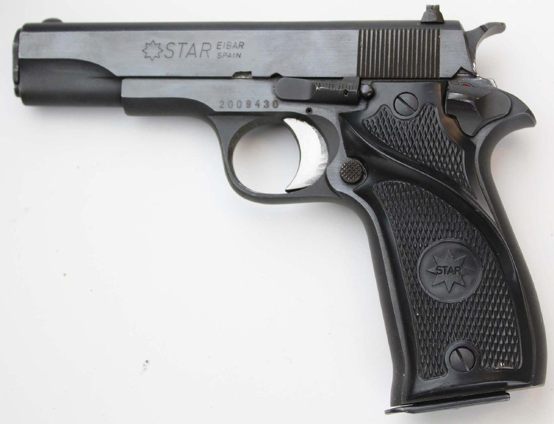 Interarms Star Pistol in .380