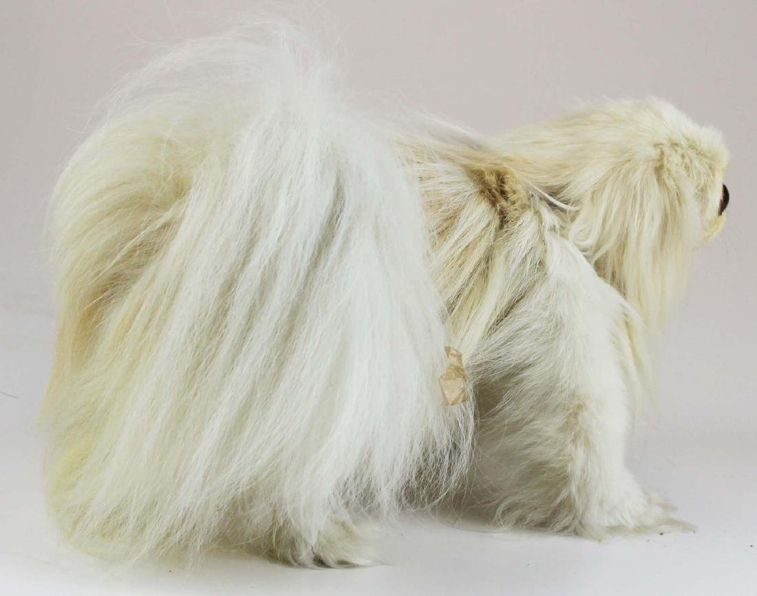 Maltese mounted dog - 4