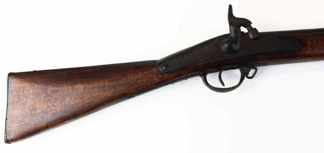 1842 Belgian .70 cal import musket - 2