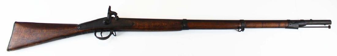 1842 Belgian .70 cal import musket - 3