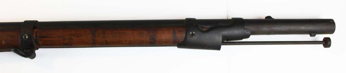 1842 Belgian .70 cal import musket - 5