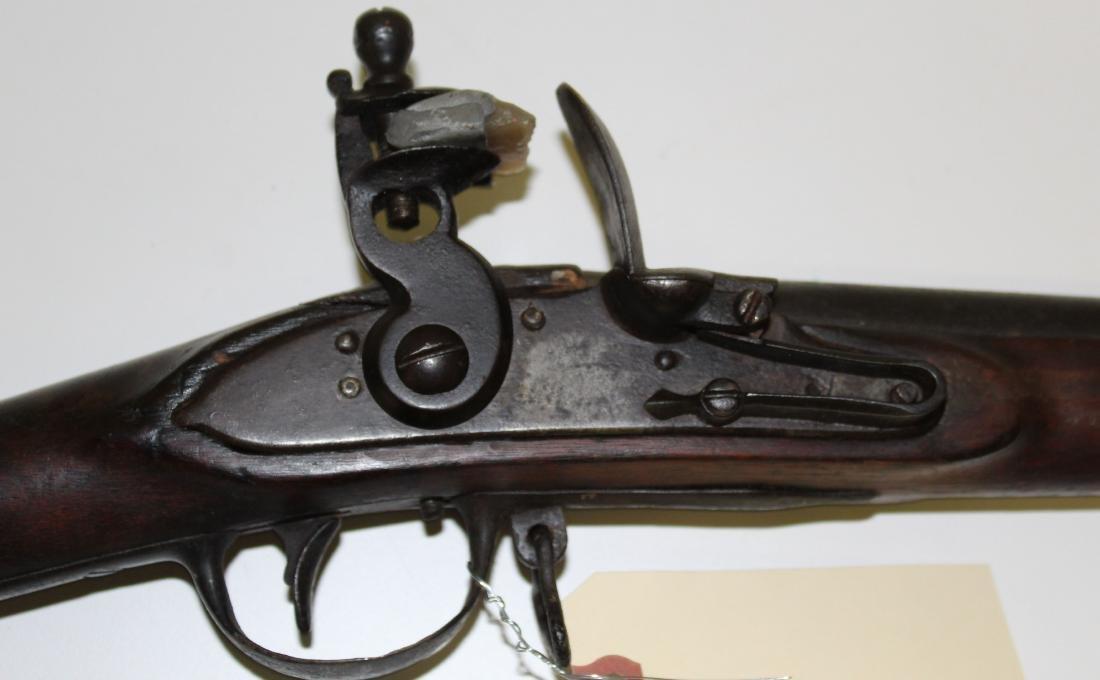 US Springfield Flintlock circa 1812