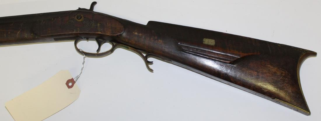 Circa 1840 G Goulcher .44 Caliber rifle - 5