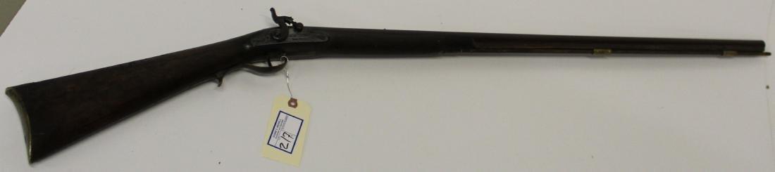 Circa 1840 Josh Goulcher .69 caliber fowler/musket - 2
