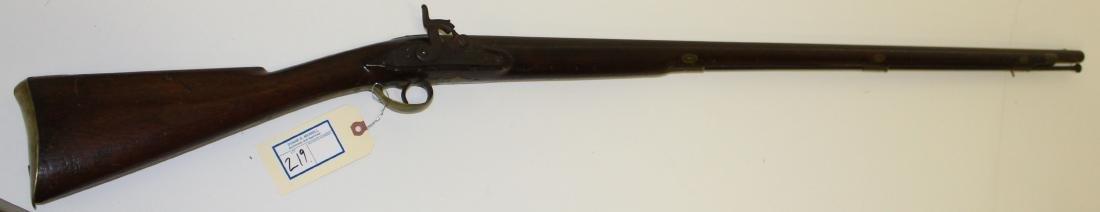Circa 1830 percussion fowler marked London - 2