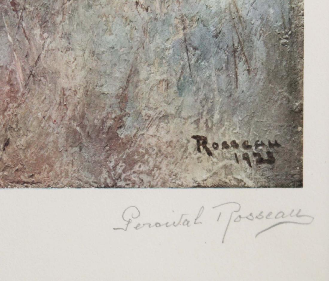 Percival Rosseau (AM 1859-1937) Sporting dogs - 7