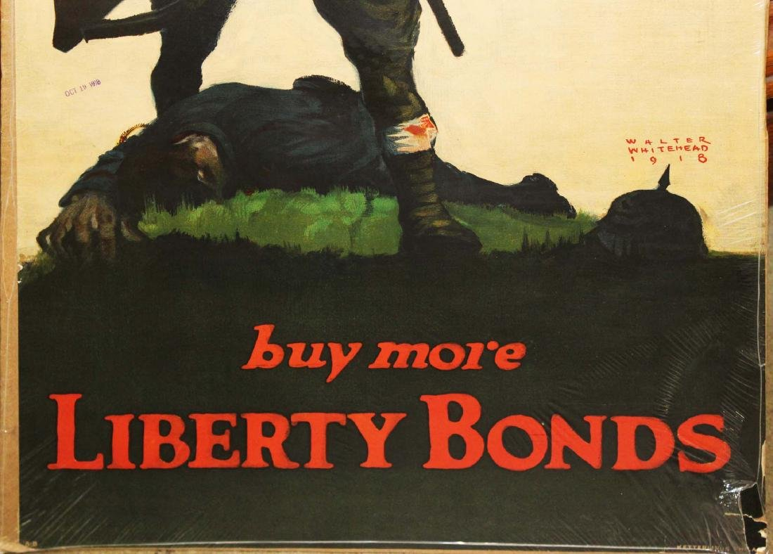 WWI Whitehead & Young bond poster - 5