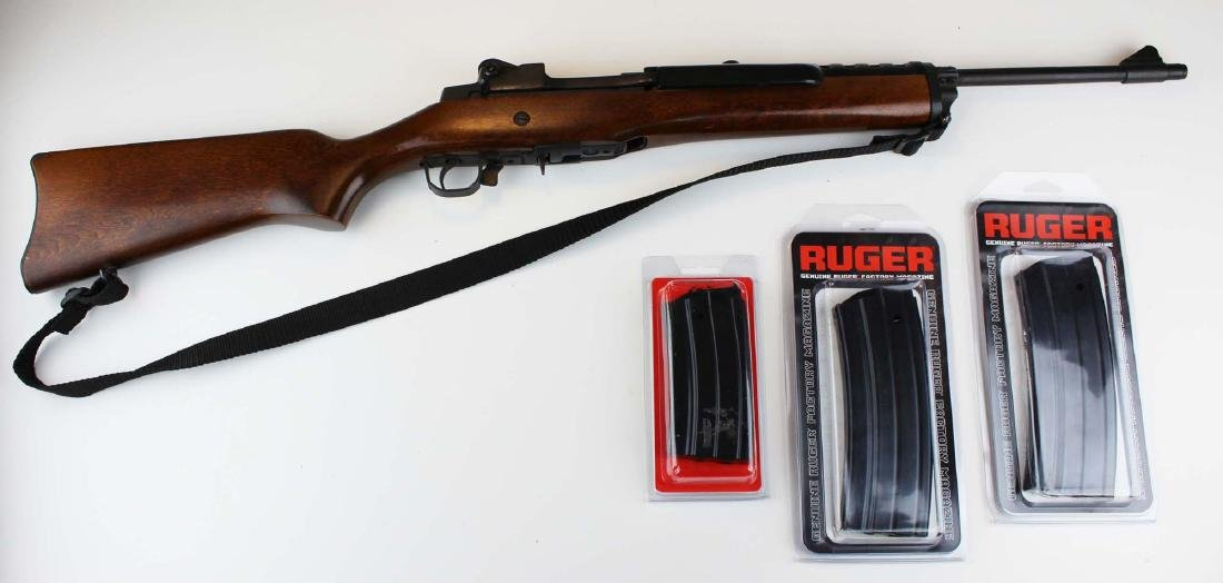 Ruger Mini-14 in .223 Rem