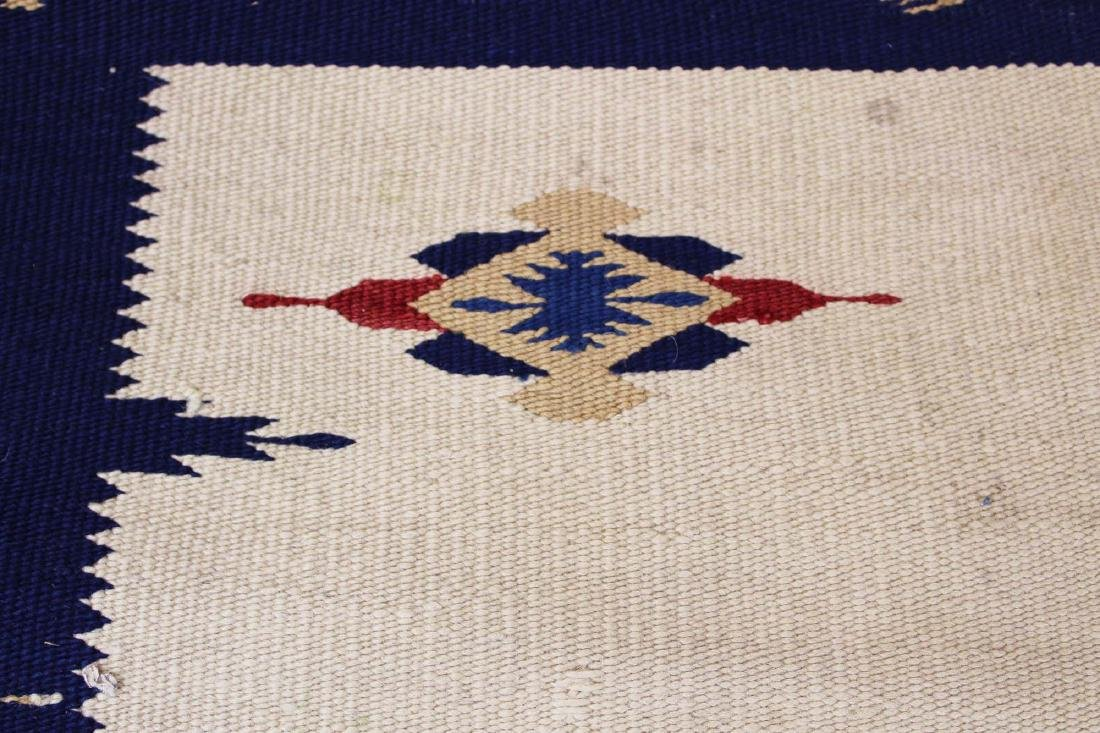 mid 20th c Southwest blanket - 10