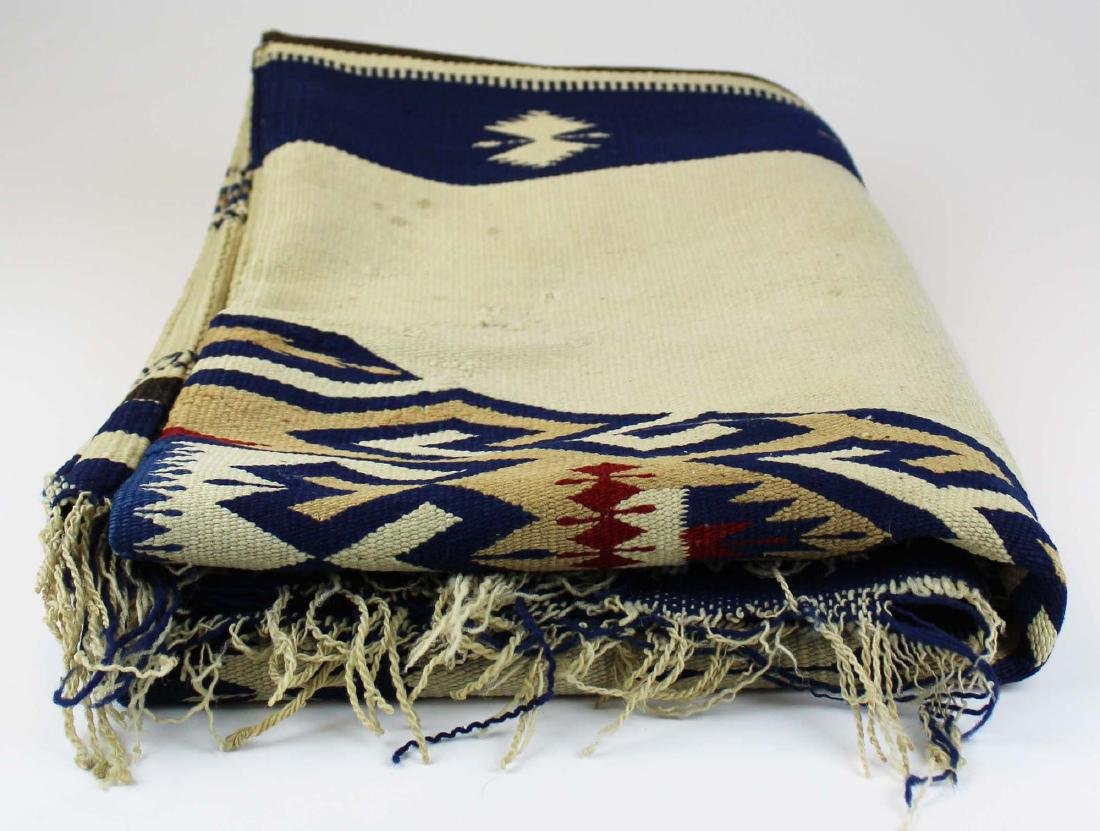 mid 20th c Southwest blanket