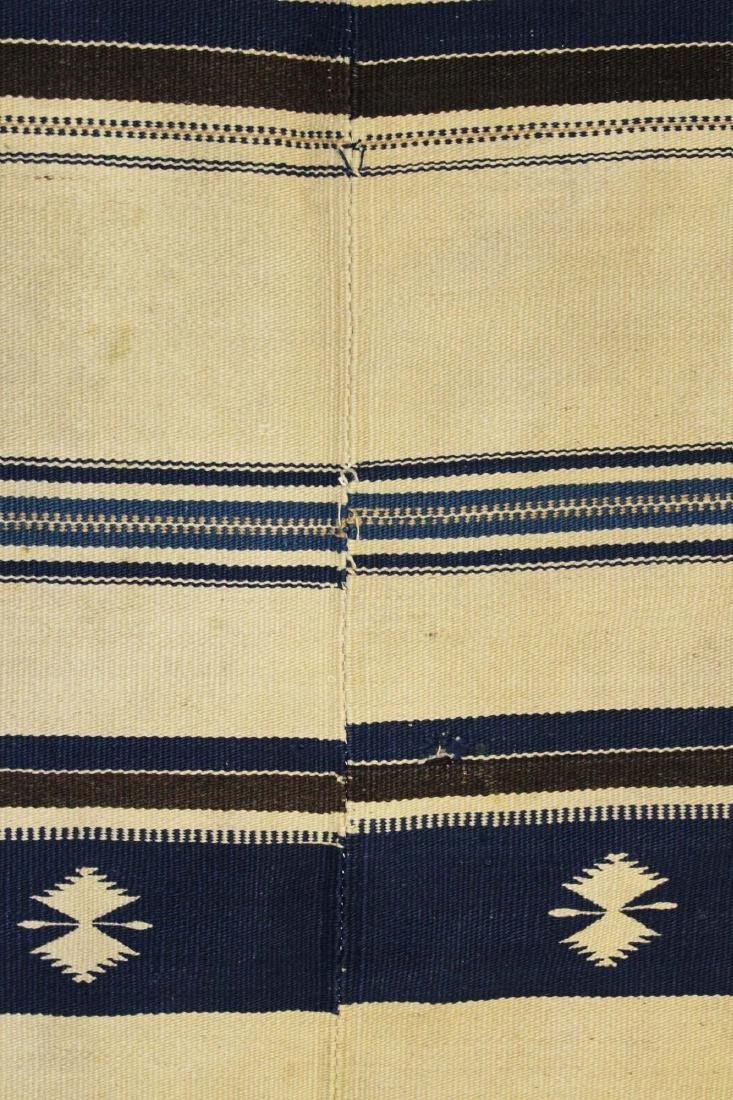 mid 20th c Southwest blanket - 6