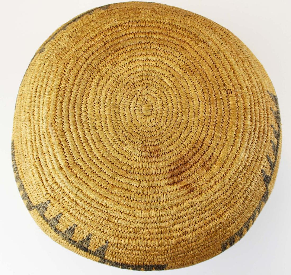 early 20th c Southwest basket - 4