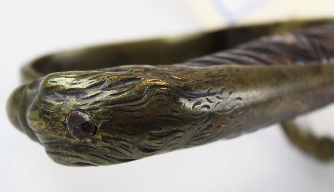 early 19th c American eagle pommel sword - 4