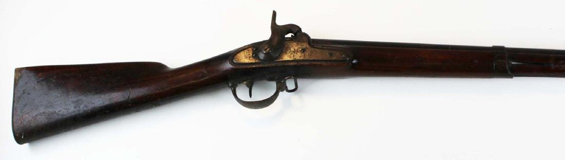 1842 US Springfield .69 cal smoothbore musket - 3