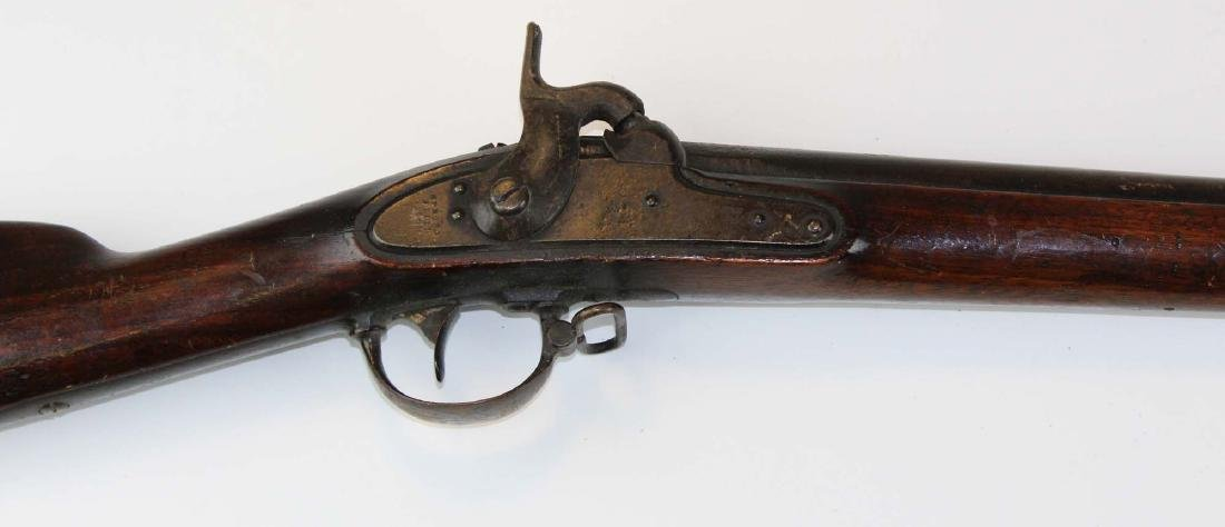 1842 US Springfield .69 cal smoothbore musket - 4