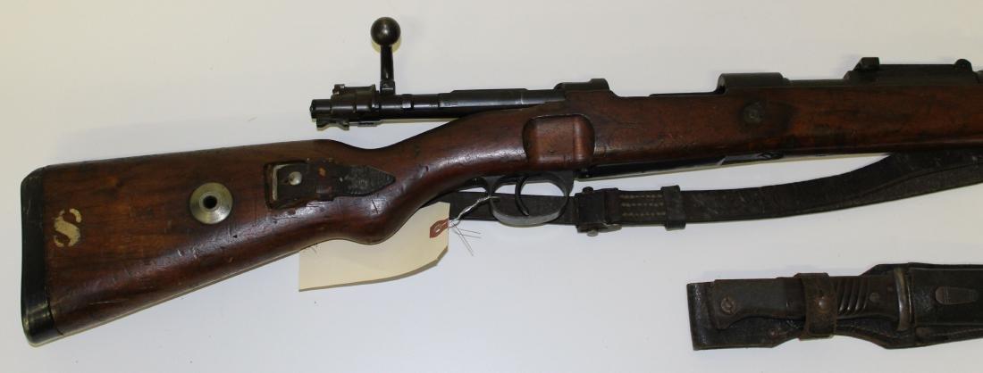 German WWII Era K-98k Mauser rifle - 4