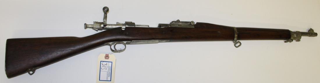 US Rock Island Arsenal Model 1903 Contract rifle