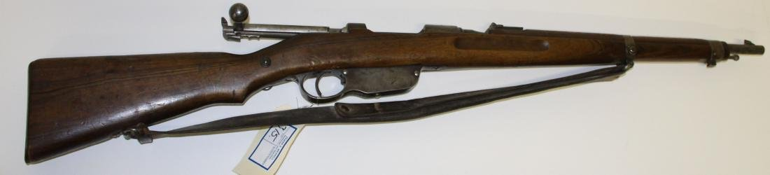 Mannlicher Model 1895 carbine