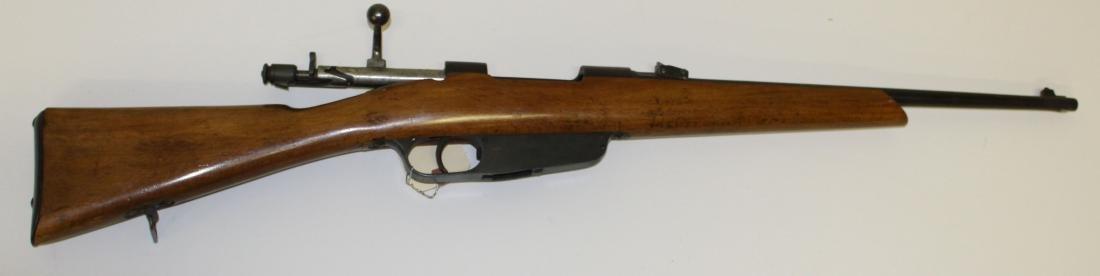 Italian Caracano Rifle