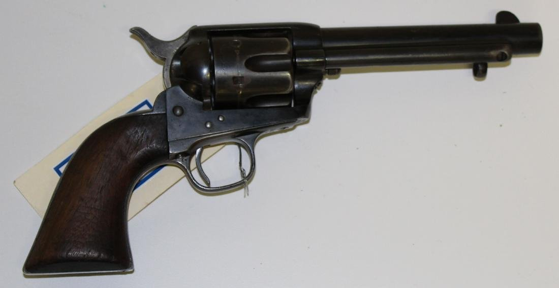 "Colt Single Action Army ""Altered"" Revolver"