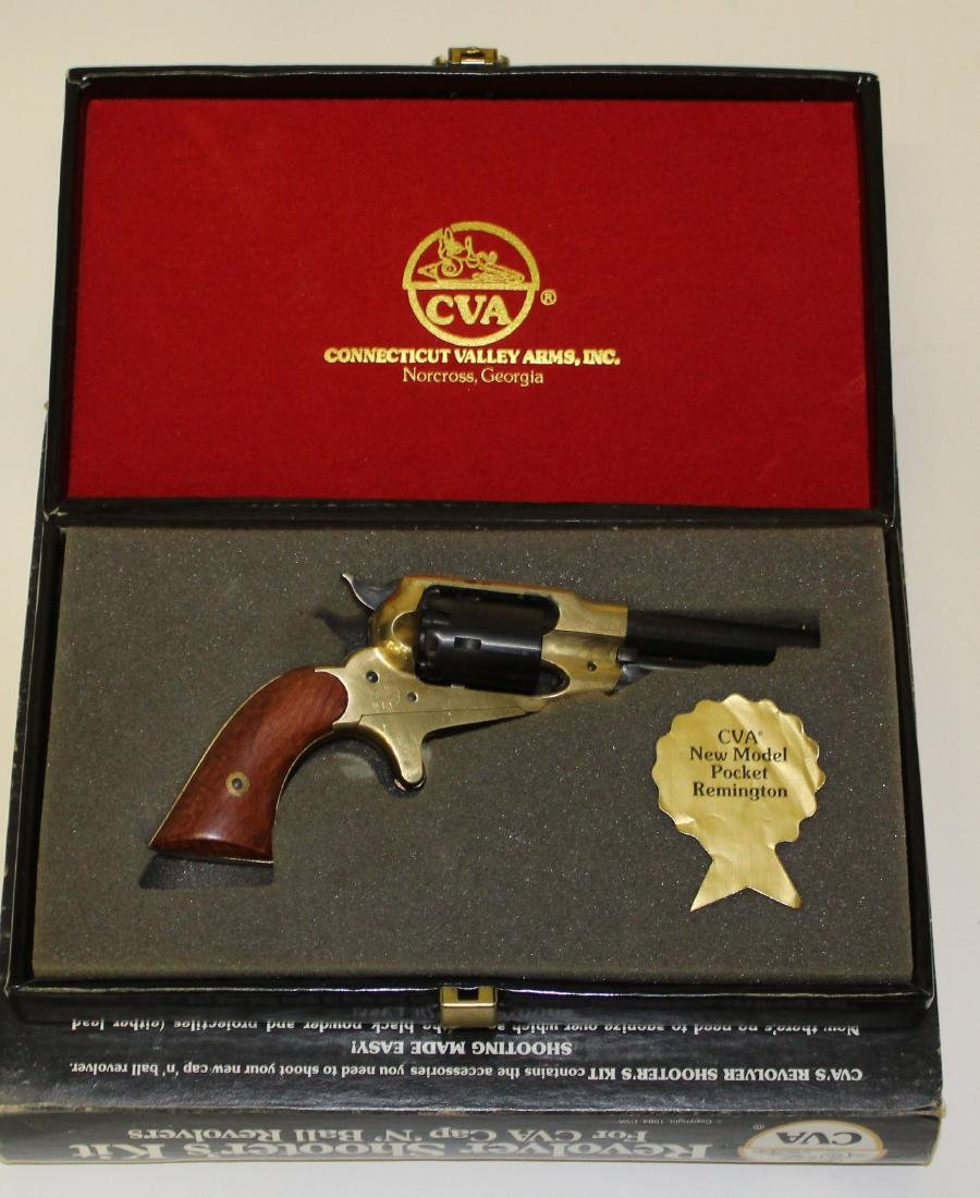 CVA New Model Remington Pocket pistol - 2