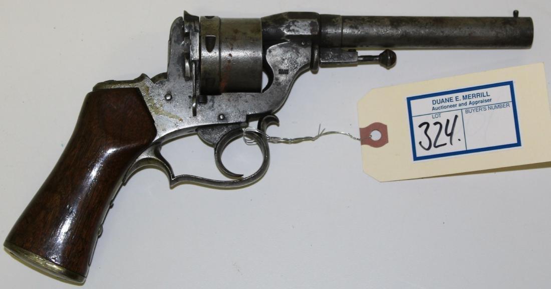 Perrin Model of 1859 Revolver