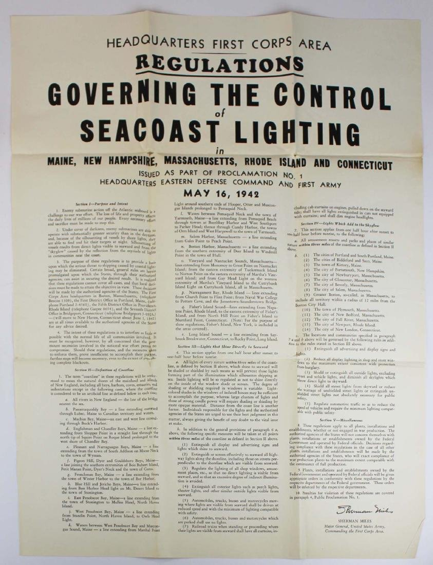 seven WWII information/ propaganda  posters - 5