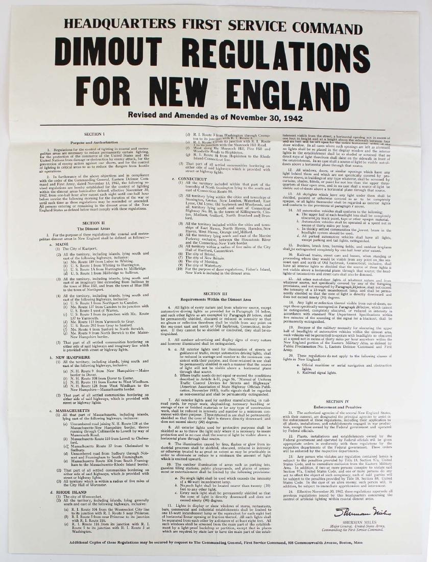 seven WWII information/ propaganda  posters - 6