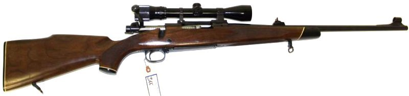 Winchester Model 70 Rifle in .30-06 Spring