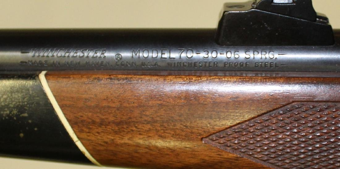 Winchester Model 70 Rifle in .30-06 Spring - 2