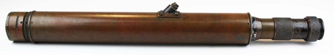 WWI English day/ night sighting telescope