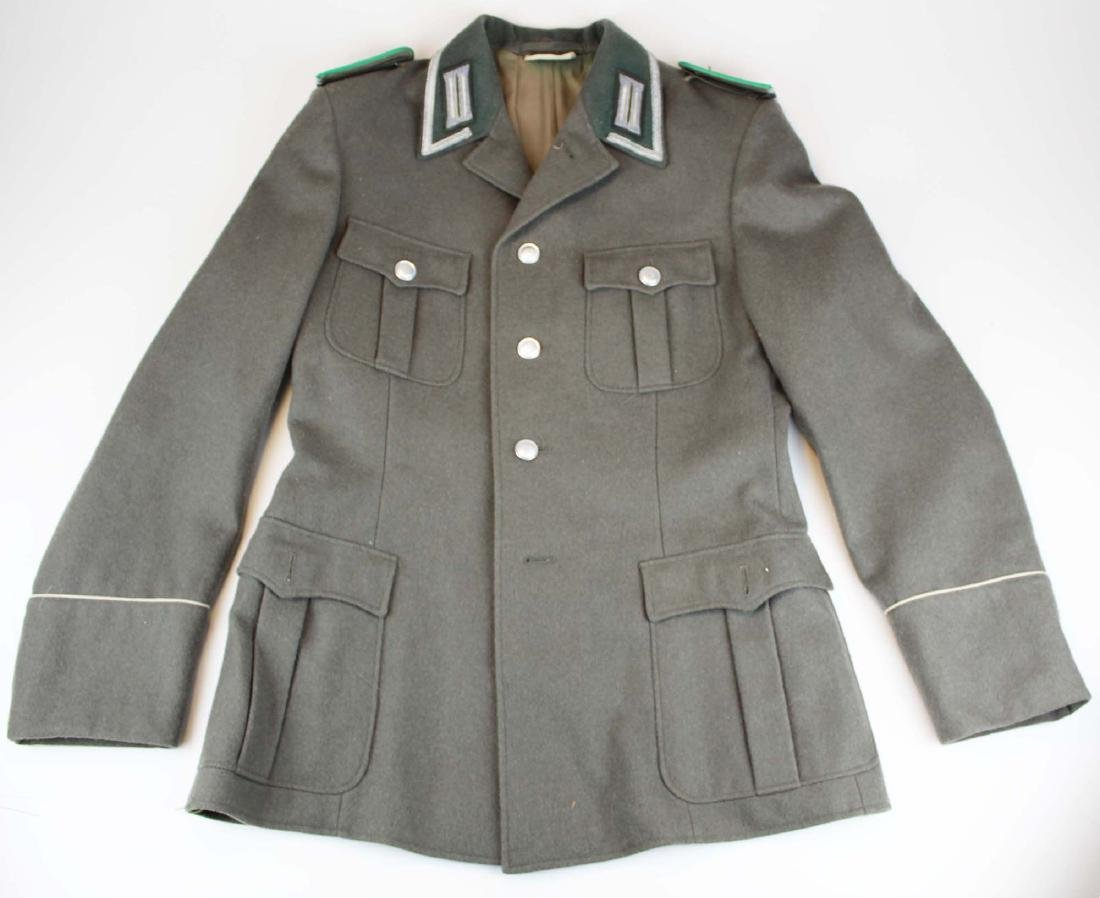 East German Army uniform jacket