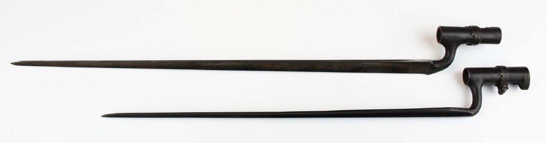 19th c US socket bayonet, socket bayonet - 4
